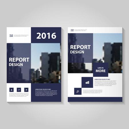 website design: Elegance Purple square purple annual report Leaflet Brochure template design, book cover layout design, Abstract purple presentation templates