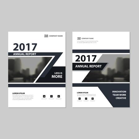 紫色の三角形の抽象的なベクトル年次報告書チラシ パンフレット フライヤー テンプレート デザイン ブック カバー レイアウト デザイン、抽象的な  イラスト・ベクター素材