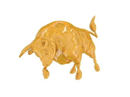 bull market: Golden finance bull