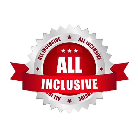 inclusive: All inclusive button