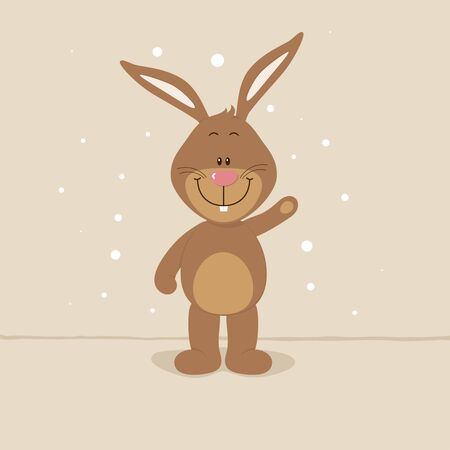 snatch: Lovely bunny Illustration