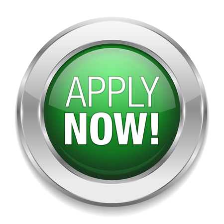 apply: Round green apply now button