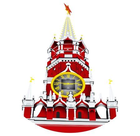 the kremlin: kremlin vector image