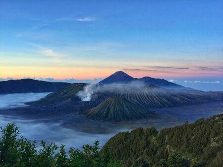 sunrise at bromo, indonesia