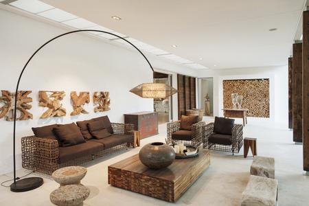 living room design: Modern living room