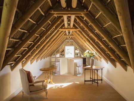 attic: Sunny luxury attic