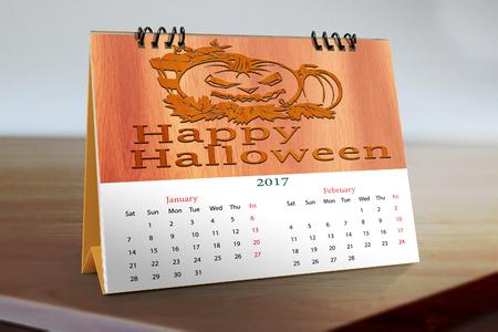 calendar design: Desktop Calendar Design