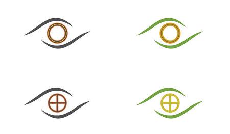 Eye Symbol concept