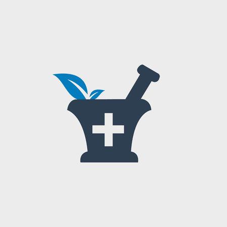 Pharmacy and Medicine Icon