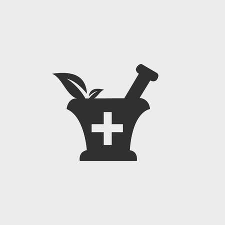 Pharmacy and Medicine Icon