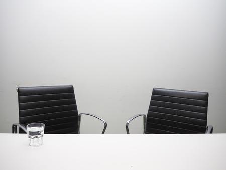 empty: empty office room Stock Photo
