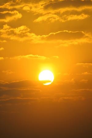 coucher de soleil: SUNSET SUNNY