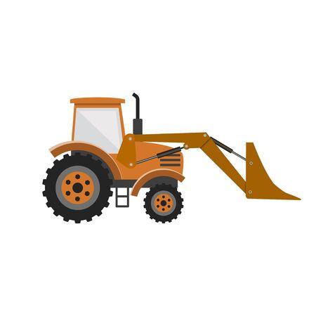 loader: Vector wheel loader