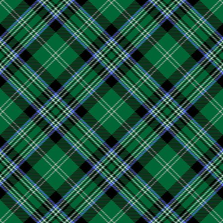 Green,Black,Blue and White Tartan Plaid Scottish Seamless Pattern. Texture from tartan, plaid, tablecloths, shirts, clothes, dresses, bedding, blankets and other textile.