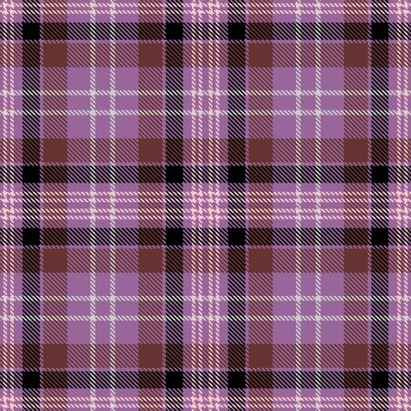 Purple,Black,Gray,Brown and Pink Tartan Plaid Scottish Seamless Pattern. Texture from tartan, plaid, tablecloths, shirts, clothes, dresses, bedding, blankets and other textile.