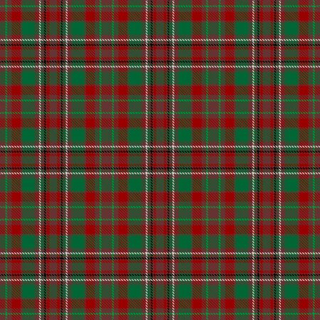 Green,Black,Gray and Red Tartan Plaid Scottish Seamless Pattern. Texture from tartan, plaid, tablecloths, shirts, clothes, dresses, bedding, blankets and other textile.