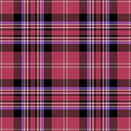 Red,Black,Blue,Gray and White  Tartan Plaid Scottish Seamless Pattern. Texture from tartan, plaid, tablecloths, shirts, clothes, dresses, bedding, blankets and other textile.