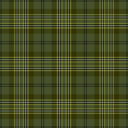 Khaki,Black and White Tartan Plaid Scottish Seamless Pattern. Texture from tartan, plaid, tablecloths, shirts, clothes, dresses, bedding, blankets and other textile.