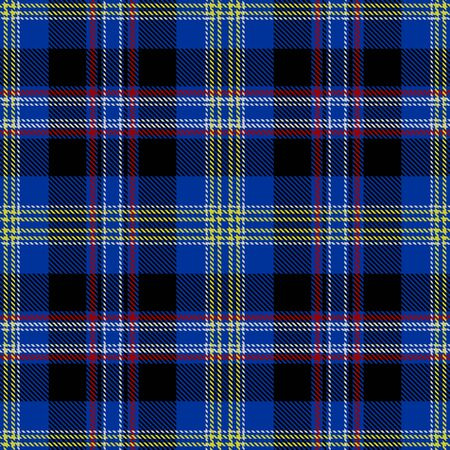 Blue,Black,Yellow,Red and Gray Tartan Plaid Scottish Seamless Pattern. Texture from tartan, plaid,  tablecloths, shirts, clothes, dresses, bedding, blankets and other textile.