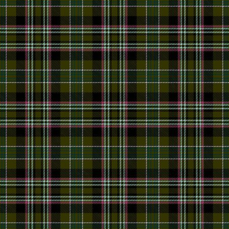 Green,Black,Blue and Pink Tartan Plaid Scottish Seamless Pattern. Texture from tartan, plaid, tablecloths, shirts, clothes, dresses, bedding, blankets and other textile.