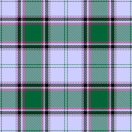 Green,Black,Red and Gray Tartan Plaid Scottish Seamless Pattern. Texture from tartan, plaid, tablecloths, shirts, clothes, dresses, bedding, blankets and other textile. 일러스트