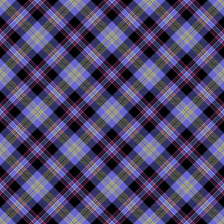Purple,Black,Red and Yellow Tartan Plaid Scottish Seamless Pattern. Texture from tartan, plaid, tablecloths, shirts, clothes, dresses, bedding, blankets and other textile.