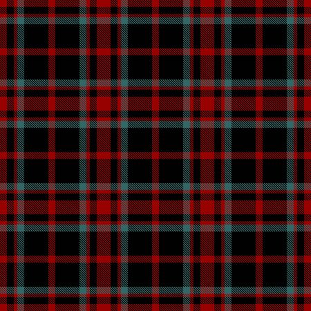 Red,Black and Blue Tartan Plaid Scottish Seamless Pattern. Texture from tartan, plaid, tablecloths, shirts, clothes, dresses, bedding, blankets and other textile. 일러스트