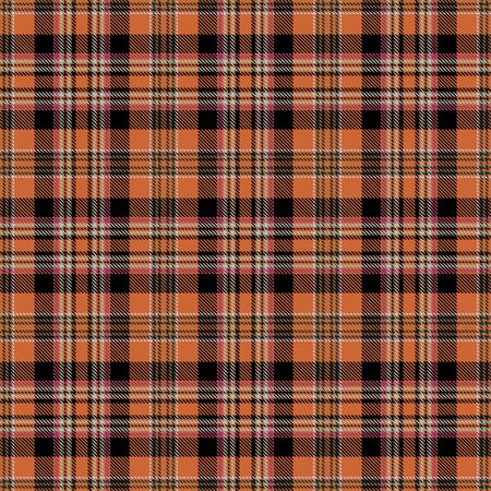 Gold,Black,Gray and Red Tartan Plaid Scottish Seamless Pattern. Texture from tartan, plaid, tablecloths, shirts, clothes, dresses, bedding, blankets and other textile. 일러스트