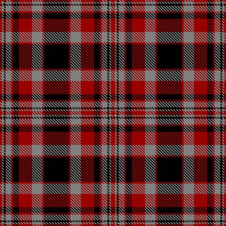Red,Black and Gray Tartan Plaid Scottish Seamless Pattern. Texture from tartan, plaid, tablecloths, shirts, clothes, dresses, bedding, blankets and other textile.