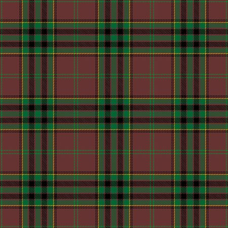 Brown,Green,Yellow and Black Tartan Plaid Scottish Seamless Pattern. Texture from tartan, plaid, tablecloths, shirts, clothes, dresses, bedding, blankets and other textile.