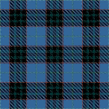 Blue,Black,Green and Brown Tartan Plaid Scottish Seamless Pattern. Texture from tartan, plaid, tablecloths, shirts, clothes, dresses, bedding, blankets and other textile.