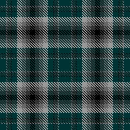 Green,Gray and Black Tartan Plaid Scottish Seamless Pattern. Texture from tartan, plaid, tablecloths, shirts, clothes, dresses, bedding, blankets and other textile.