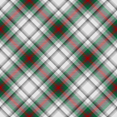 Green,Red,Gray and Black Tartan Plaid Scottish Seamless Pattern. Texture from tartan, plaid, tablecloths, shirts, clothes, dresses, bedding, blankets and other textile.
