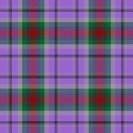 Purple,Red,Green and Gray Tartan Plaid Scottish Seamless Pattern. Texture from tartan, plaid, tablecloths, shirts, clothes, dresses, bedding, blankets and other textile.