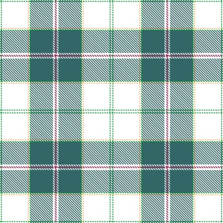White,Green and Red Tartan Plaid Scottish Seamless Pattern. Texture from tartan, plaid, tablecloths, shirts, clothes, dresses, bedding, blankets and other textile.