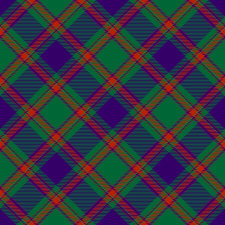 Green,Red and Dark Purple Tartan Plaid Scottish Seamless Pattern. Texture from tartan, plaid, tablecloths, shirts, clothes, dresses, bedding, blankets and other textile.