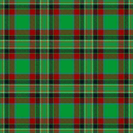 Green,Red and Black Tartan Plaid Scottish Seamless Pattern. Texture from tartan, plaid, tablecloths, shirts, clothes, dresses, bedding, blankets and other textile.