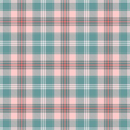 Green-Blue,Pink,Gray and Beige Tartan Plaid Scottish Seamless Pattern. Texture from tartan, plaid, tablecloths, shirts, clothes, dresses, bedding, blankets and other textile.