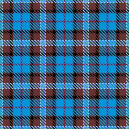 Blue,Brown,Black,Red and Green Tartan Plaid Scottish Seamless Pattern. Texture from tartan, plaid, tablecloths, shirts, clothes, dresses, bedding, blankets and other textile.