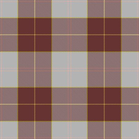 Brown and Gray Tartan Plaid Scottish Seamless Pattern. Texture from tartan, plaid, tablecloths, shirts, clothes, dresses, bedding, blankets and other textile.