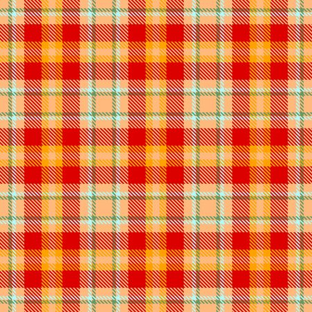 Red,Gold,Beige,Green and Blue Tartan Plaid Scottish Seamless Pattern. Texture from tartan, plaid, tablecloths, shirts, clothes, dresses, bedding, blankets and other textile.