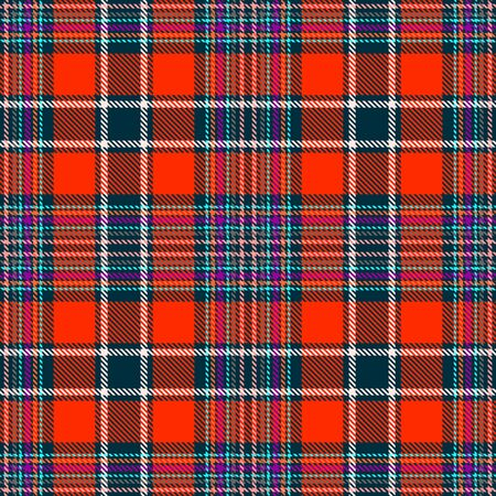 Red,Blue-Green,White and Blue Tartan Plaid Scottish Seamless Pattern. Texture from tartan, plaid, tablecloths, shirts, clothes, dresses, bedding, blankets and other textile.