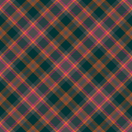 Brown,Dark Green,Gray,Purple and Gold  Tartan Plaid Scottish Seamless Pattern. Texture from tartan, plaid, tablecloths, shirts, clothes, dresses, bedding, blankets and other textile. Çizim