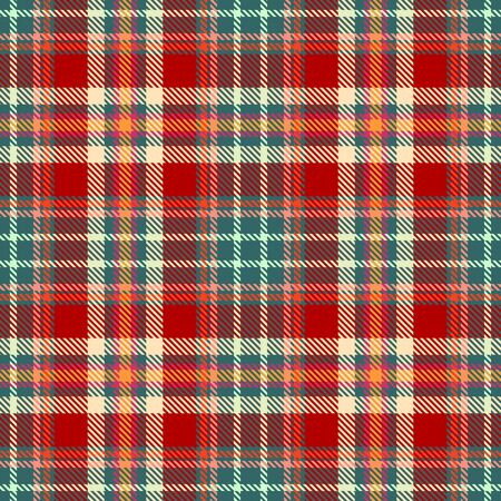 Red,Beige,Green,Gold and Pink Tartan Plaid Scottish Seamless Pattern. Texture from tartan, plaid, tablecloths, shirts, clothes, dresses, bedding, blankets and other textile.