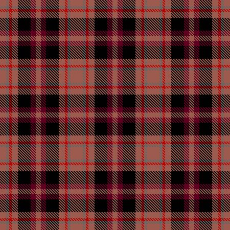 Brown,Black,Dark Purple,Gray and Red Tartan Plaid Scottish Seamless Pattern. Texture from tartan, plaid, tablecloths, shirts, clothes, dresses, bedding, blankets and other textile.