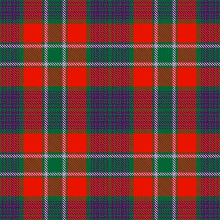 Red,Green,Dark Purple and Purple Tartan Plaid Scottish Seamless Pattern. Texture from tartan, plaid, tablecloths, shirts, clothes, dresses, bedding, blankets and other textile.