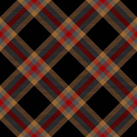 Black,Red,Gray and Khaki Tartan Plaid Scottish Seamless Pattern. Texture from tartan, plaid, tablecloths, shirts, clothes, dresses, bedding, blankets and other textile.