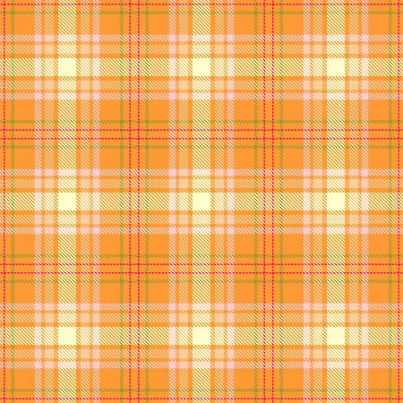 Gold,Beige,Pink,Green and Red Tartan Plaid Scottish Seamless Pattern. Texture from tartan, plaid, tablecloths, shirts, clothes, dresses, bedding, blankets and other textile.