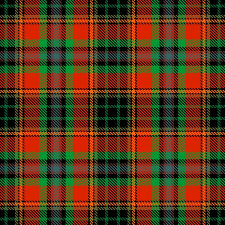 Red,Green,Black,Brown,Orange and Blue-Green Tartan Plaid Scottish Seamless Pattern. Texture from tartan, plaid, tablecloths, shirts, clothes, dresses, bedding, blankets and other textile.