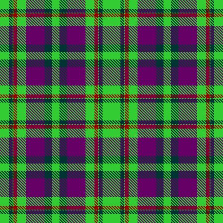 Green,Purple and Red Tartan Plaid Scottish Seamless Pattern. Texture from tartan, plaid, tablecloths, shirts, clothes, dresses, bedding, blankets and other textile.